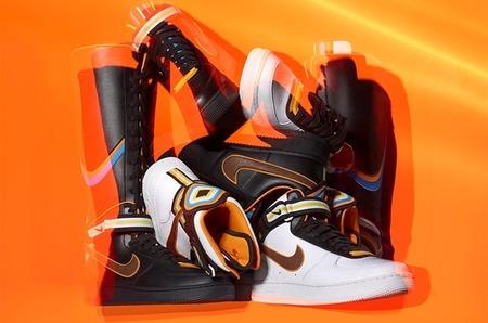 Коллекция спортивной обуви от Nike и Ricardo Tisci