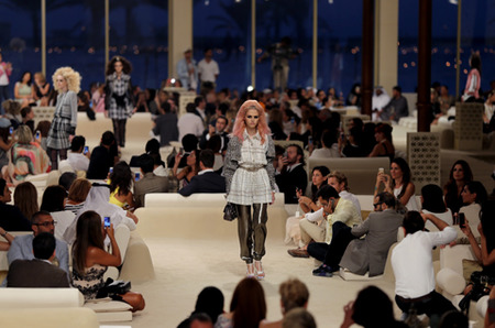 5 ключевых трендов с показа круизной коллекции Chanel