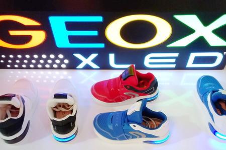 Новые коллекции Geox