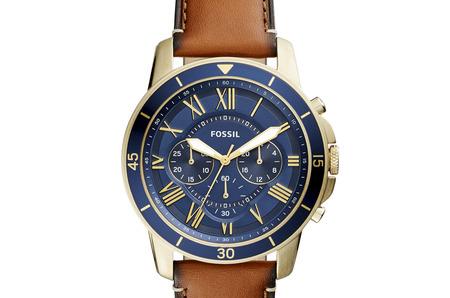 Новая модель часов Fossil Grant Sport FS5268