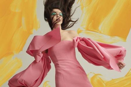 Межсезонная коллекция Carolina Herrera. Pre-Fall, 2019