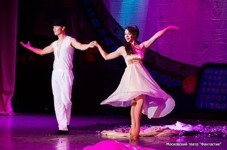 """Московский театр """"Фантастик"""" соберет на одной сцене несколько видов зрелищ: театр, цирк, эстраду и даже мультипликацию!"""