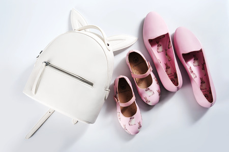 «Ми-ми-мишки» - новая капсула «Мама&Дочка» бренда «Эконика»