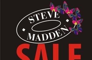 В Steve Madden началась летняя распродажа!