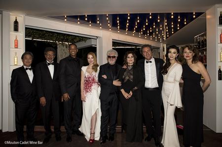 Звездные гости и эксклюзивные мероприятия Mouton Cadet Wine Bar 2017