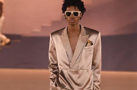 Неделя моды в Париже: Balmain. Осень, 2020