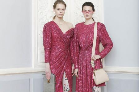 Неделя моды в Париже: Alena Akhmadullina. Осень, 2018