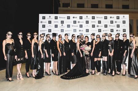 LOLITA ZYATKOVSKAYA представила коллекцию на Неделе моды в Москве