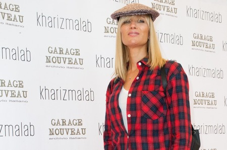Олеся Судзиловская и другие знаменитости на открытии модного корнера Garage Nouveau