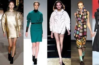 О зимней моде в начале лета