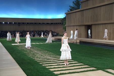 Дом Chanel инвестирует в экологию