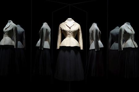 История моды: Дом Dior в Музее декоративного искусства