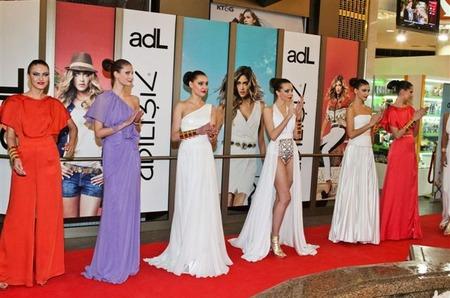Дефиле высокой моды от adL by Cengiz Abazoglu