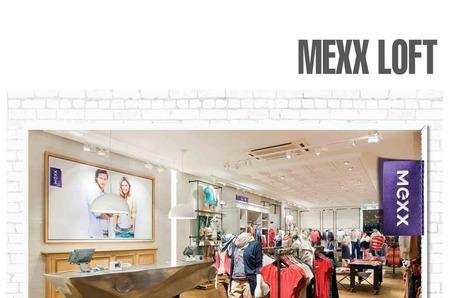 Открытие магазинов MEXX новой концепции в Москве