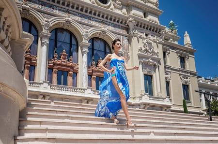 Каспийская неделя моды: Beach & Cashmere Monaco.