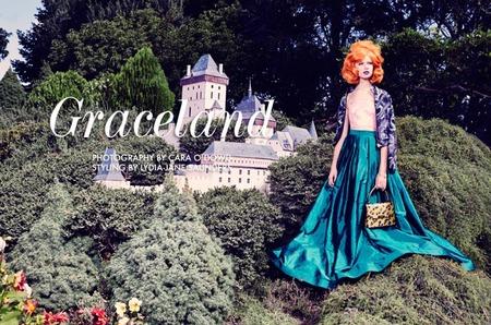 Фотографии Кары О'Дауд «Graceland»