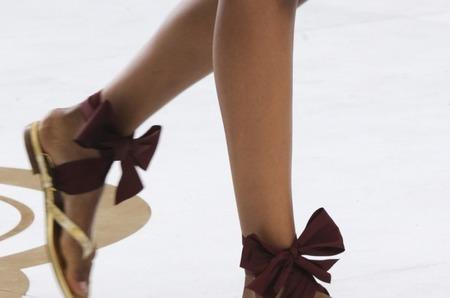 Коллекция Chanel Haute Couture осень 2014: изысканная обувь