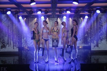 С 4 по 6 ноября в Москве пройдет Lingerie Fashion Week - Неделя модного белья и купальников.