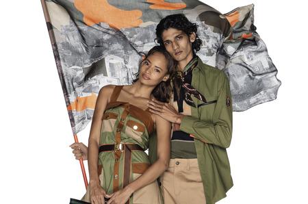 Urban Safari от United Colors of Benetton - коллекция из будущего