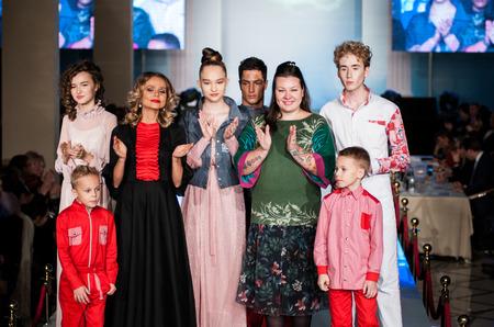 Показ Fashion Book by Alena Stepina на Estet Fashion Week