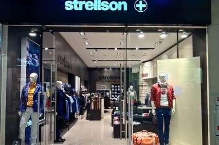 Бутики Strellson стали лучшими в сегменте Premium
