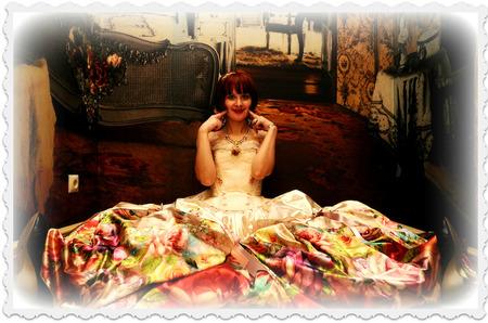 Платье для Золушки