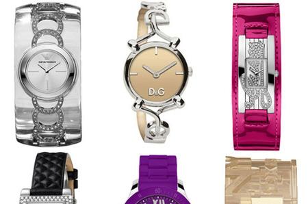 Модные часы 2012 года