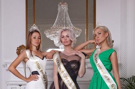 На конкурсе красоты «Sex Symbol of Russia» определены победительницы