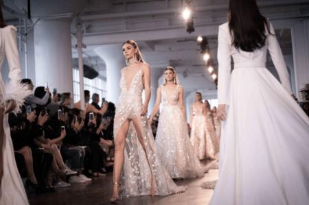 Неделя свадебной моды в Нью-Йорке меняет формат