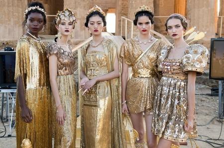 Следующее шоу Dolce & Gabbana пройдет в сентябре