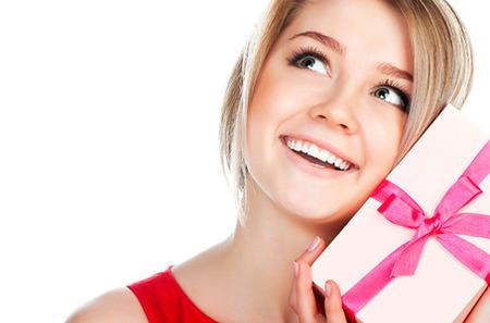Чего хотят женщины? Выбираем подарок на 8 марта