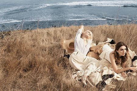 Эшли Гуд и Андреа Диакону для Vogue UK Июнь 2014