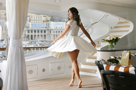 Легенда косметологии - Маржи Ломбард посетила Москву