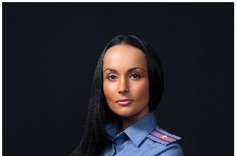 Модельер Ольга Русан оказалась в Старом замке майора полиции Ирины Волк