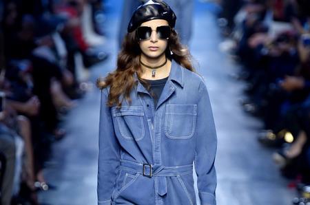 Неделя моды в Париже: Dior. Осень, 2017