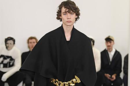 Неделя моды в Париже: JW Anderson. Осень, 2020