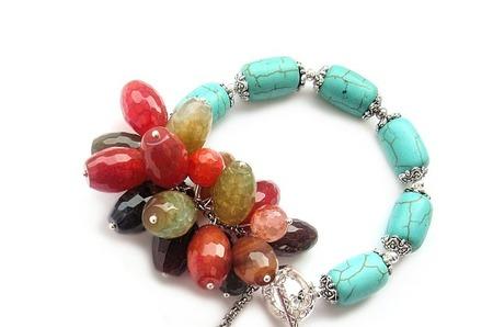 Новая коллекция летних браслетов от JULIA SOLDATOVA