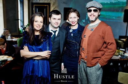 Модный Завтрак в Hustle