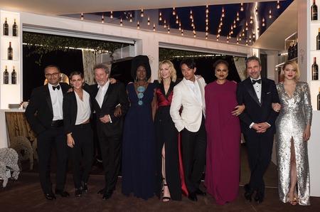 Приз Жюри закрывает программу Каннского кинофестиваля 2018 в Mouton Cadet Wine Bar