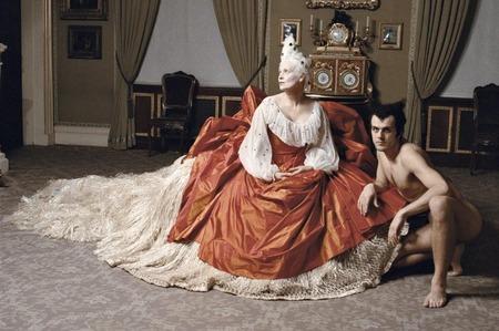 Знаменитые дизайнеры на снимках Жан-Мари Перье