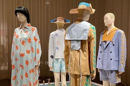 В Шанхае пройдет юбилейная выставка Lanvin
