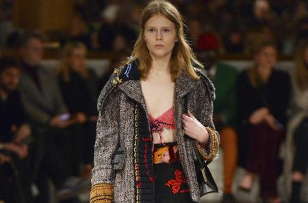 Неделя моды в Милане: Prada. Осень, 2017