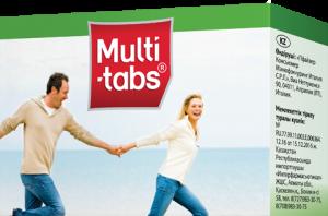 Мульти-табс® Энерджи Плюс -  витаминно-минеральный комплекс для поддержки вашего организма