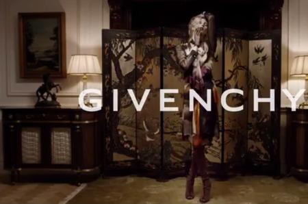 Видеоролик Givenchy, осень-зима 2014