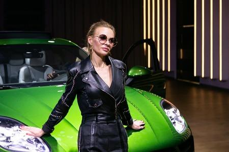 Porsche представил дизайн обновленного Macan