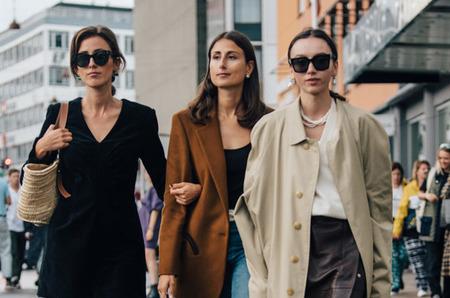 Стритстайл: Гости Недели моды в Копенгагене. Осень, 2019