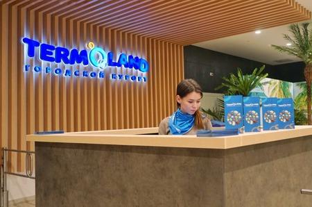В Москве открылся термальный комплекс для всей семьи TERMOLAND.