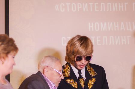 В Москве состоялась церемония вручения национальной премии «Сторителлинг по-русски».