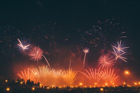 Международный фестиваль фейерверков «Ростех» соберет в Москве ведущих пиротехников мира
