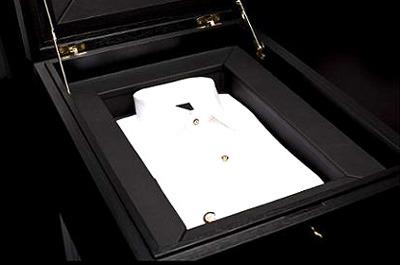 В Британии сшили самую дорогую рубашку в мире